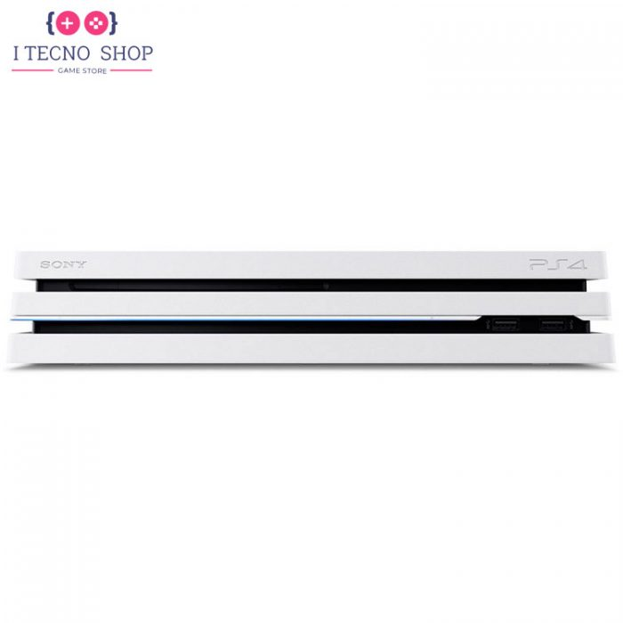 PlayStation4 Pro 1TB White Glacier 2 R2 CHU7216B itecnoshop