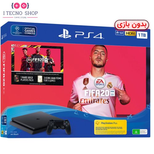 Playstation 4 Slim 1tb FIFA20 Without Game-R2 CUH 2216B 1 itecnoshop
