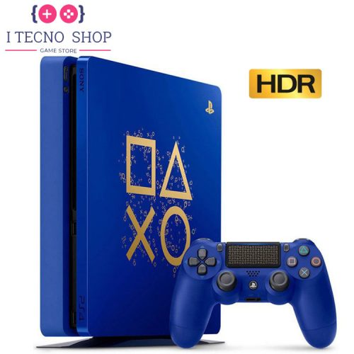 Playstation 4Slim 1TB Days of Play Limited Edition R1 1 CUH-2115B