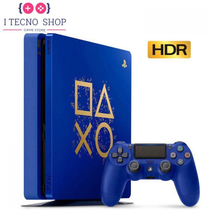 Playstation 4Slim 1TB Days of Play Limited Edition R1 1 CUH-2115B