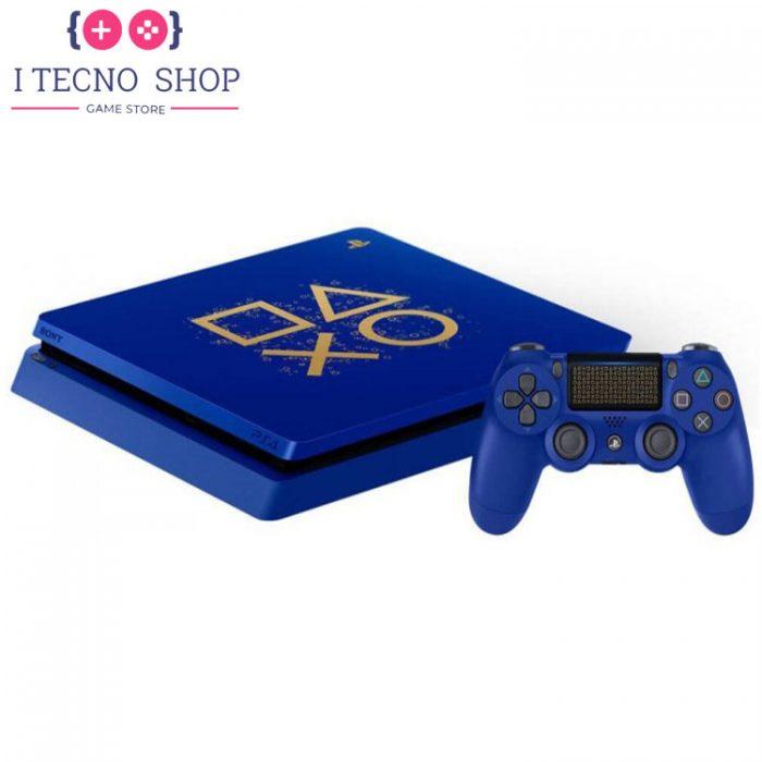 Playstation 4Slim 1TB Days of Play Limited Edition R1 3 CUH 2115B
