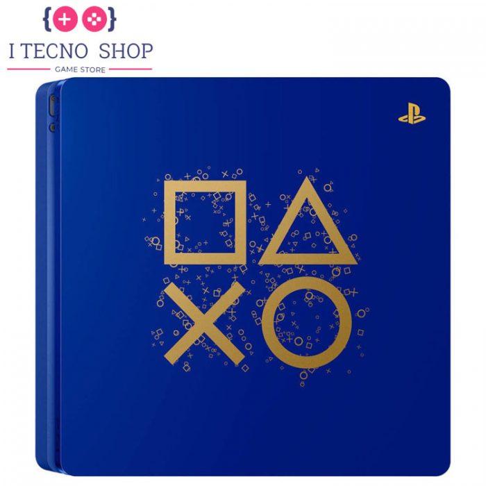 Playstation 4Slim 1TB Days of Play Limited Edition R1 CUH 2115B