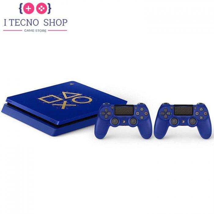 Playstation 4 Slim 500 Days of Play Limited Edition dual shock R1 1 CUH 2216A