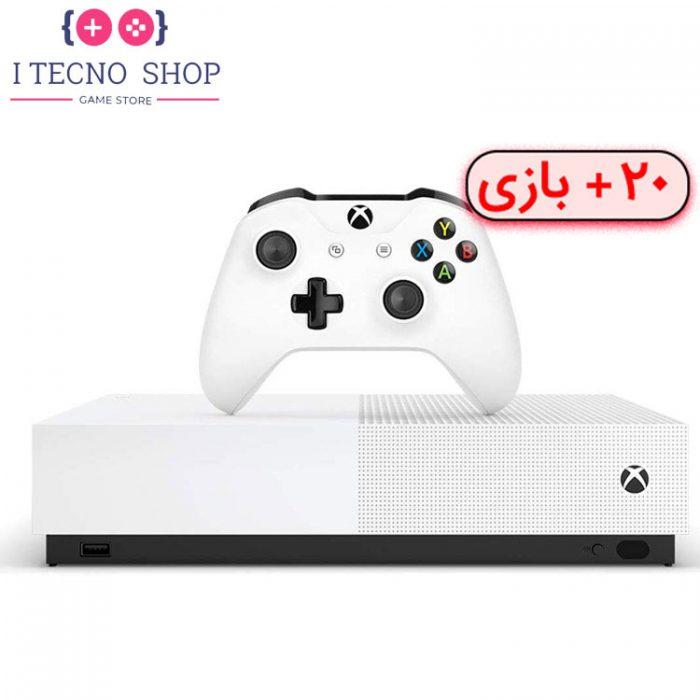Xbox One S 1TB 20 Games PAL Copy Itecnoshop