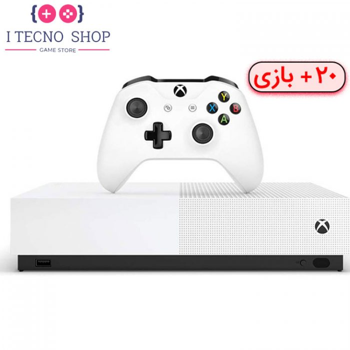 Xbox One S 1TB All Digital Edition Copy Itecnoshop
