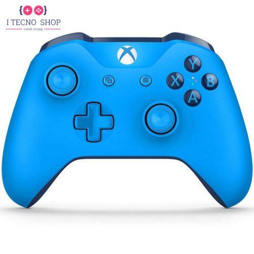 خرید دسته بازی Xbox one s - آبی رنگ