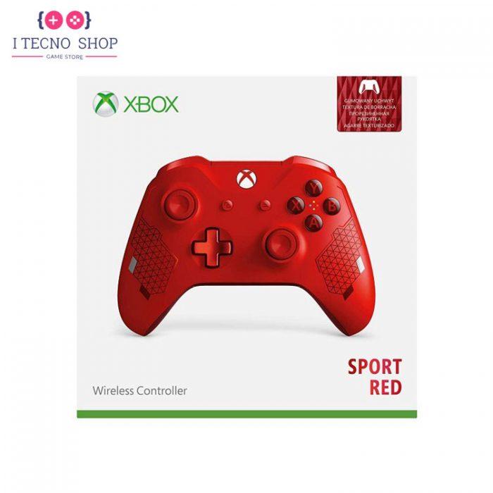 خرید کنترلر Xbox One - مدل Sport Red 3