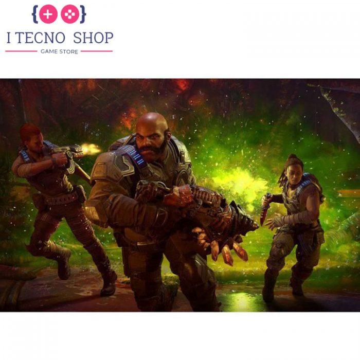 Xbox One X 1TB Gears 5 Limited Edition Bundle 10 Itecnoshop