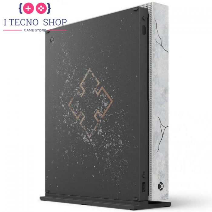 Xbox One X 1TB Gears 5 Limited Edition Bundle 7 Itecnoshop