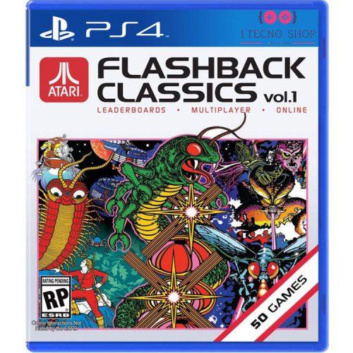 Atari Flashback Classics: Volume 1 - PS4