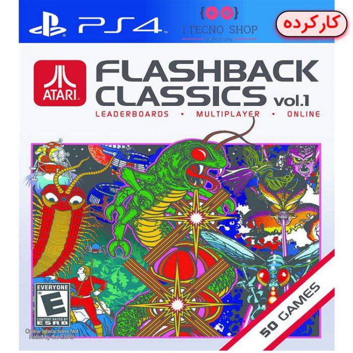 Atari Flashback Classics: Volume 1 - PS4 کارکرده