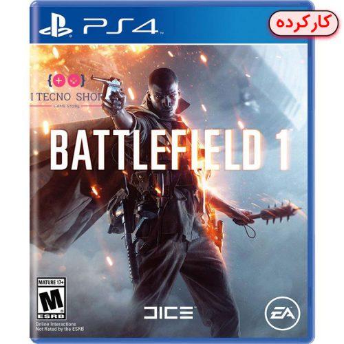 Battlefield 1 Region 2- PS4