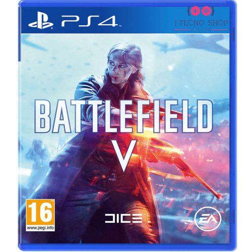 خرید بازی Battlefield V - پلی استیشن 4