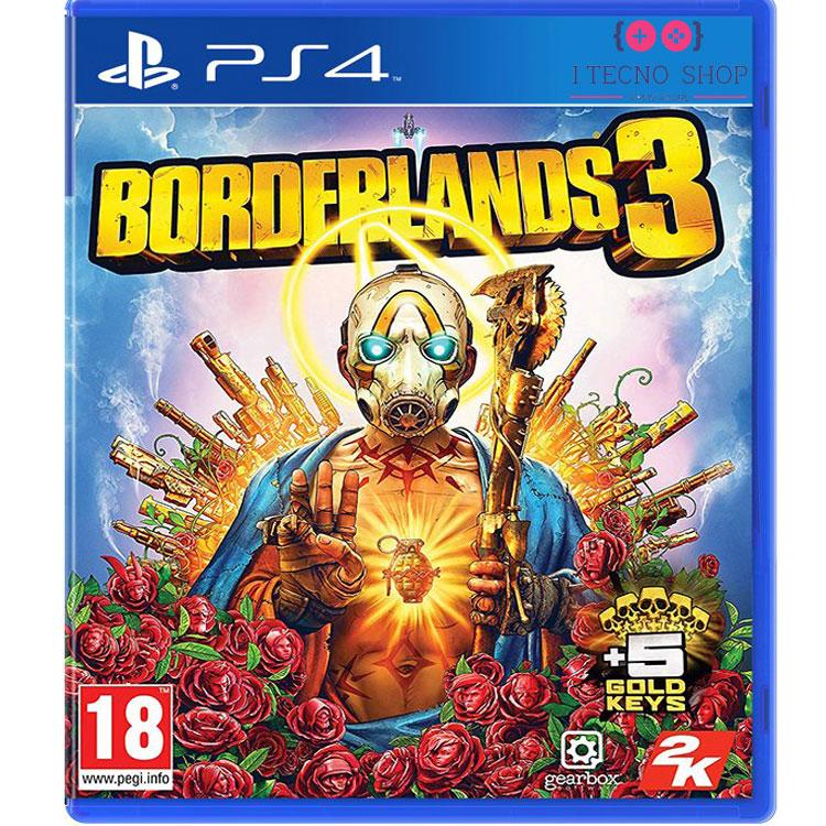 خرید بازی Borderlands 3 نسخه PS4
