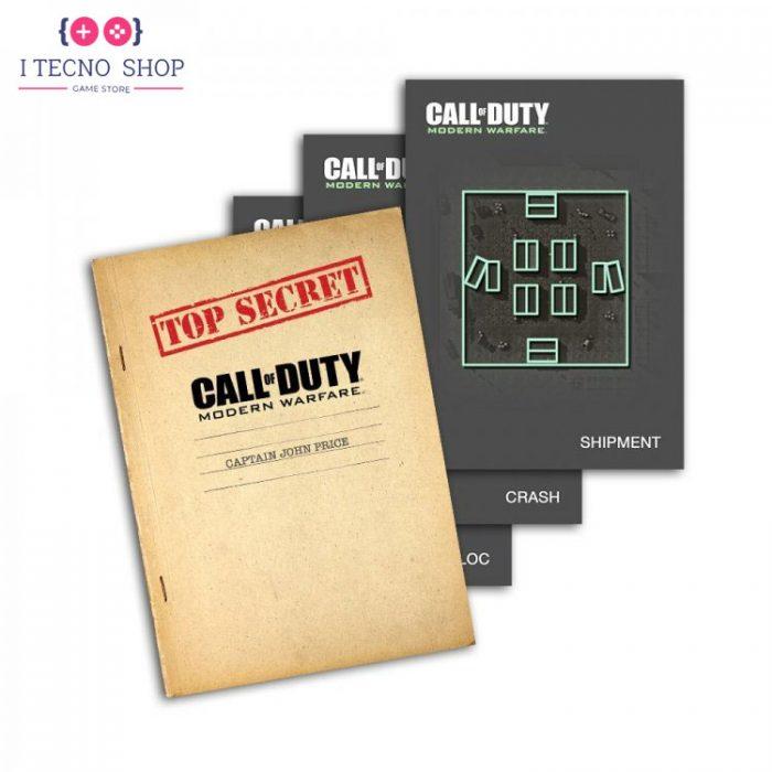 خرید پک مخصوص لوازم تزئینی بازی Call of Duty: Modern Warfare7