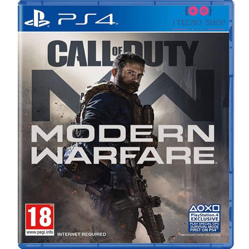 خرید بازی Call of Duty: Modern Warfare - نسخه PS4