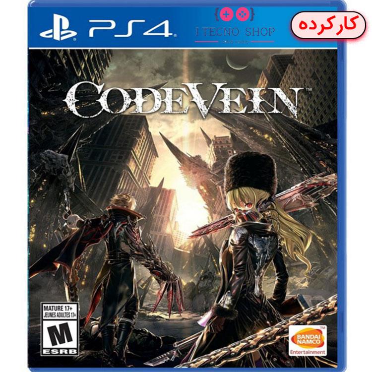 خرید بازی Code Vein - نسخه PS4