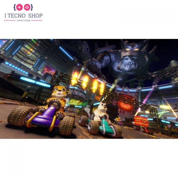 خرید بازی Crash Team Racing Nitro-Fueled و بازی Crash Bandicoot N.Sane Trilogy برای PS4 9