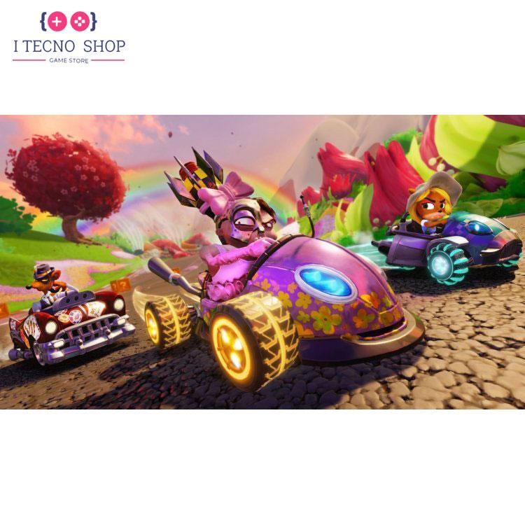 خرید بازی Crash Team Racing Nitro-Fueled و بازی Crash Bandicoot N.Sane Trilogy برای PS4 7