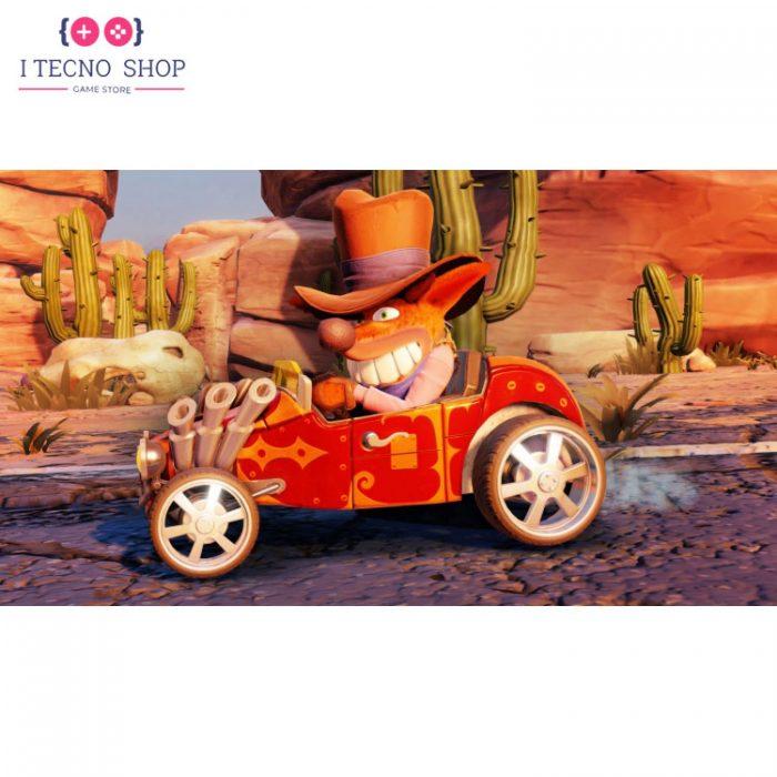 خرید بازی Crash Team Racing Nitro-Fueled و بازی Crash Bandicoot N.Sane Trilogy برای PS4 6