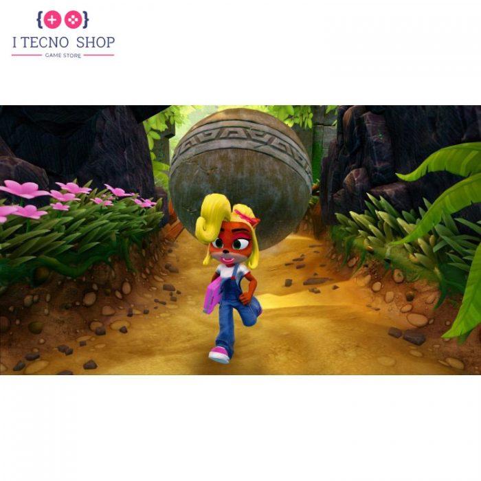 خرید بازی Crash Team Racing Nitro-Fueled و بازی Crash Bandicoot N.Sane Trilogy برای PS4 2