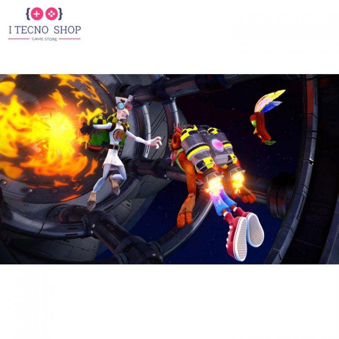 خرید بازی Crash Team Racing Nitro-Fueled و بازی Crash Bandicoot N.Sane Trilogy برای PS4 1