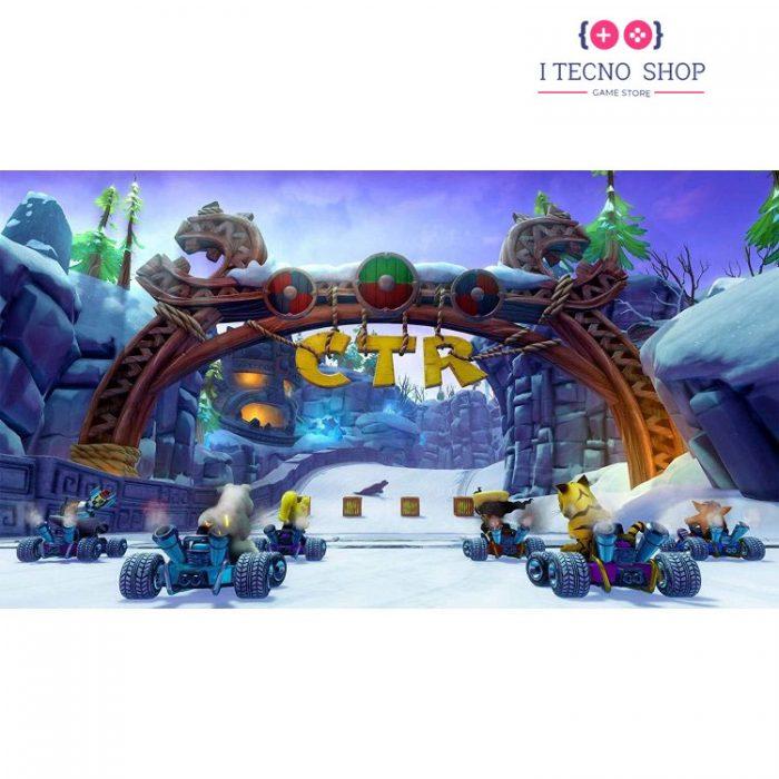 خرید بازی Crash Team Racing Nitro-Fueled- Nintendo Switch Game2