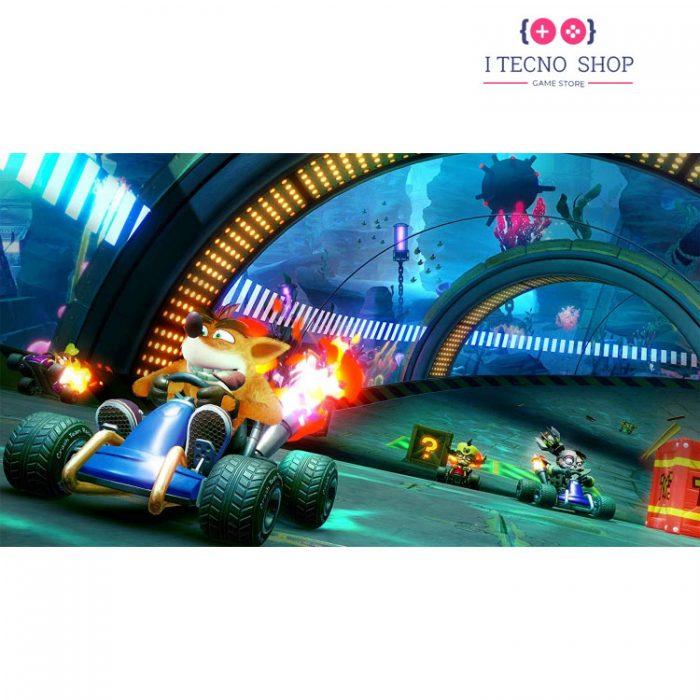 خرید بازی Crash Team Racing Nitro-Fueled- Nintendo Switch Game3