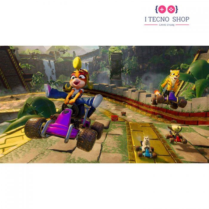 خرید بازی Crash Team Racing Nitro-Fueled- Nintendo Switch Game4