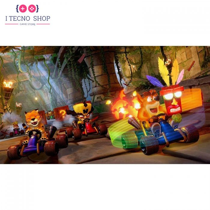 خرید بازی Crash Team Racing Nitro-Fueled- Nintendo Switch Game 6