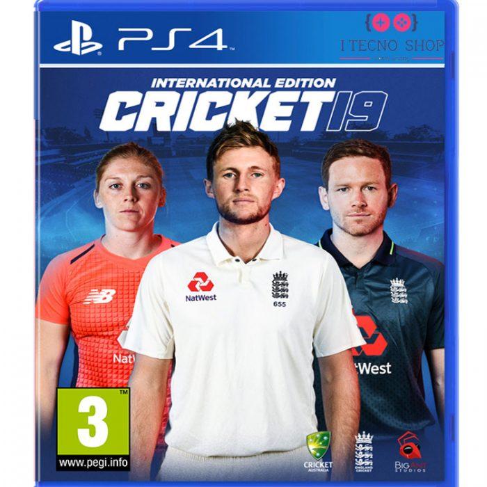 خرید بازی Cricket 19 : International Edition