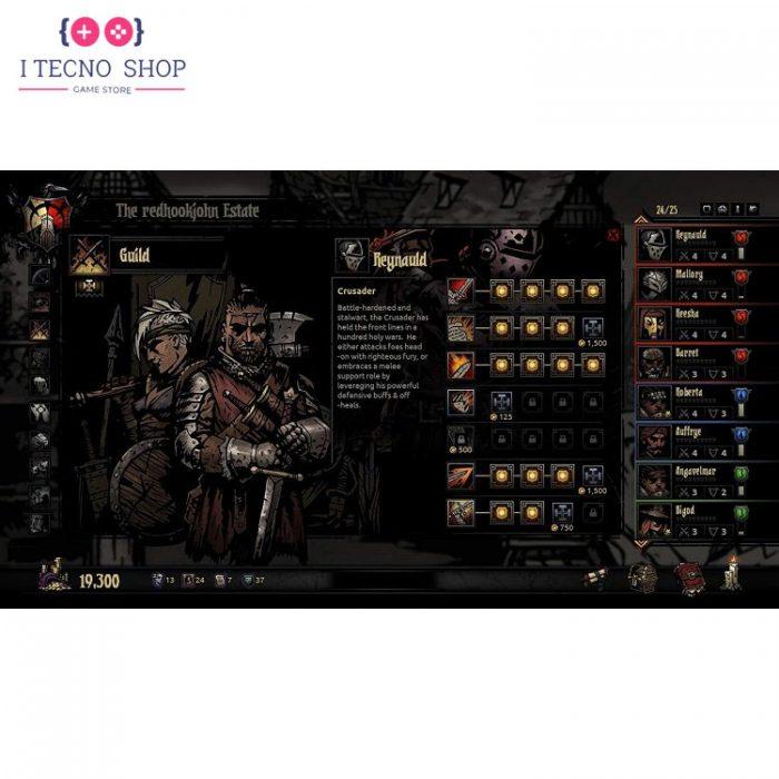 Darkest Dungeon Collector's Edition6