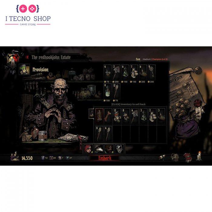 Darkest Dungeon Collector's Edition7