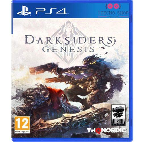 خرید بازی Darksiders Genesis نسخه PS4