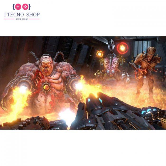 خرید بازی Doom Eternal برای PS4 5