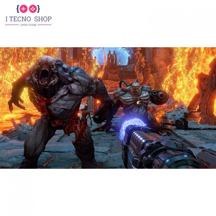خرید بازی Doom Eternal برای PS4 4