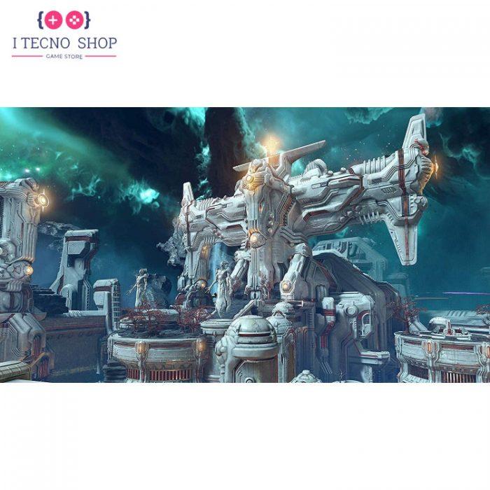 خرید بازی Doom Eternal برای PS4 3