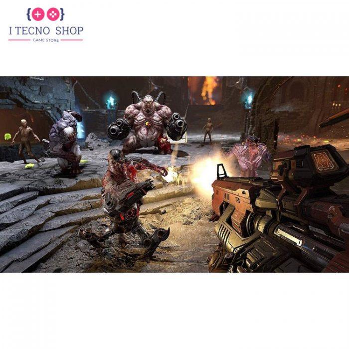 خرید بازی Doom Eternal برای PS4 2