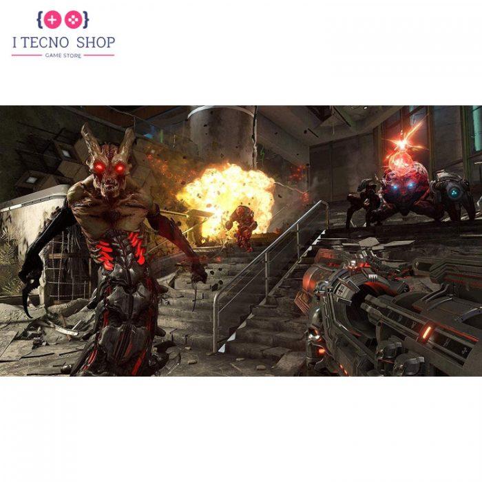 خرید بازی Doom Eternal برای PS4 1