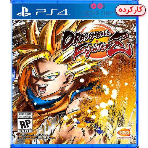 خرید بازی Dragonball Fighter Z برای PS4 کارکرده