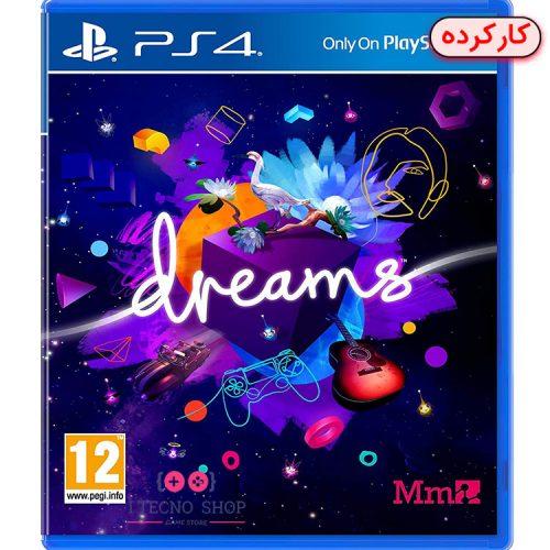 Dreams - R2 - PS4 - کارکرده