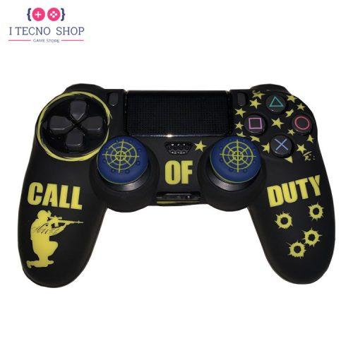 روکش کنترلر و آنالوگ Dualshock 4 Cover - Call of Duty