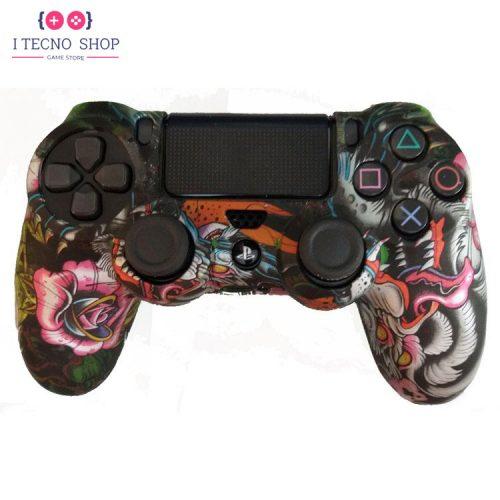 روکش کنترلر Dualshock 4 Cover - Code 105