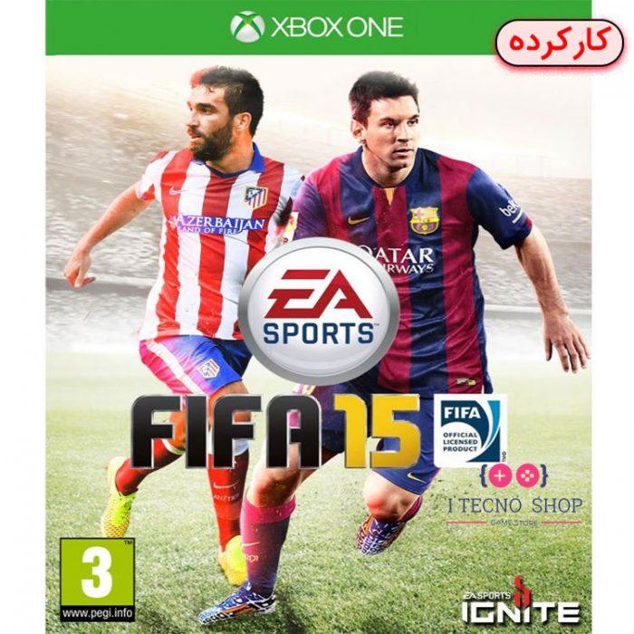 خرید بازی FIFA 15| ایکس باکس وان