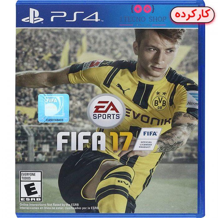 FIFA 17 - PS4 - کارکرده
