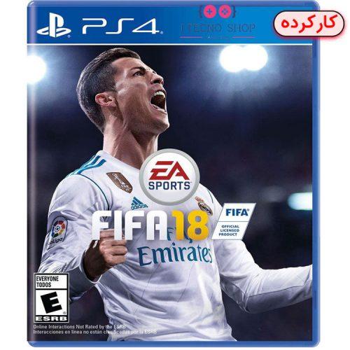 خرید بازی FIFA 18 - پلی استیشن 4