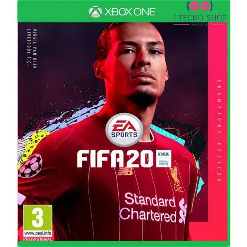 خرید فیفا 20 نسخه Champions Edition برای XBOX ONE