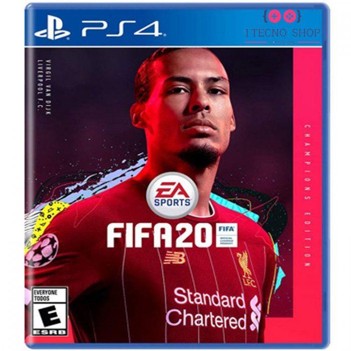 خرید فیفا 20 نسخه Champions Edition برای PS4