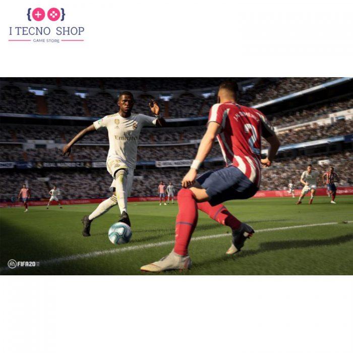 خرید بازی FIFA 20 نسخه Legacy Edition برای نینتندو سوییچ 2
