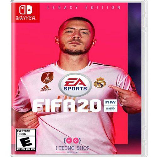 خرید بازی FIFA 20 نسخه Legacy Edition برای نینتندو سوییچ